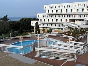 Фотогалерея отеля Delfin.